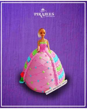 Barbie Pinky