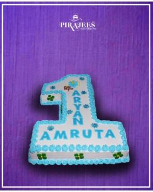Numeric Cake 4