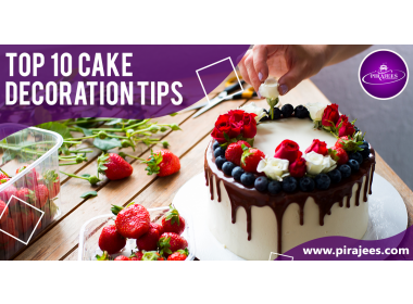 Top 10 Cake Decoration Tips